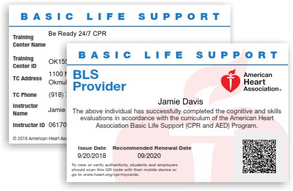 Be Ready 24/7 CPR